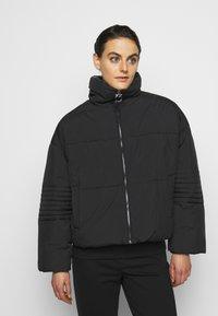 Pinko - FIORE CABAN - Light jacket - black - 0