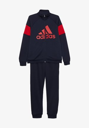Tracksuit - dark blue/red