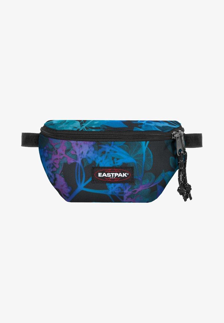 Eastpak - FLOWER-RAY/AUTHENTIC - Bum bag - dark ray