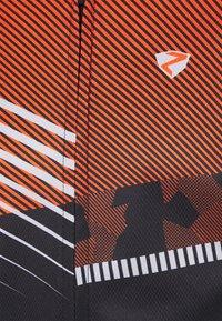 Ziener - NOFRET MAN  - Koszulka kolarska - orange pop - 2