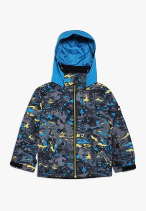 LITTLE MISS - Snowboard jacket - sulphur pop