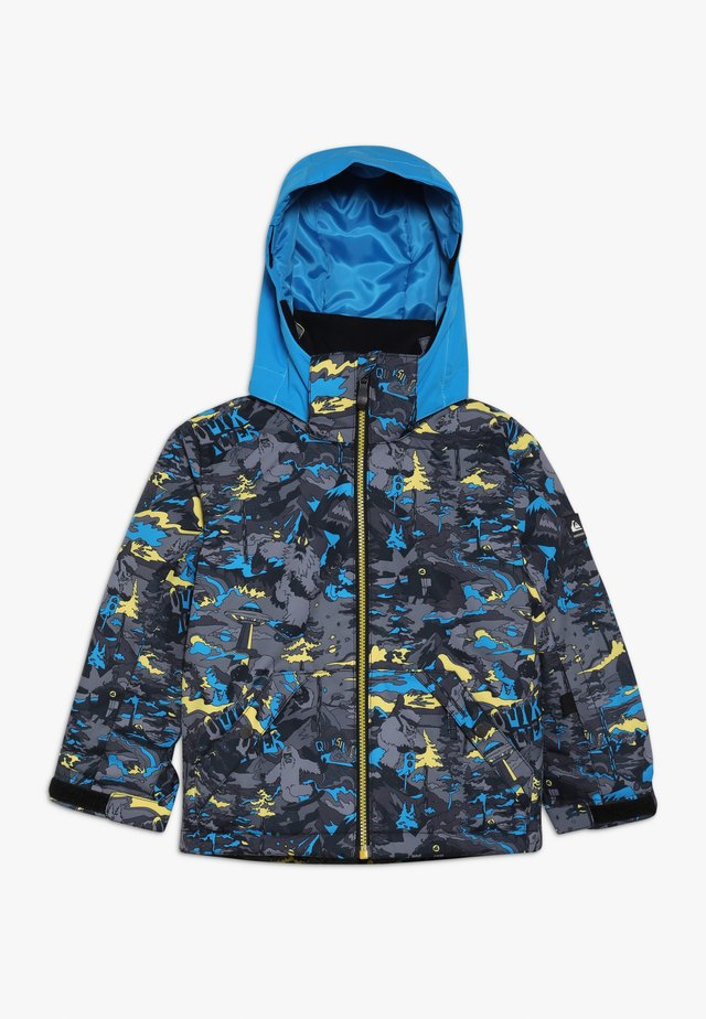 LITTLE MISS - Snowboard jacket - sulphur pop