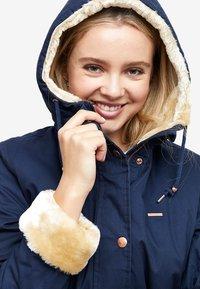 Mazine - OUTLANE - Winter coat - navy - 4