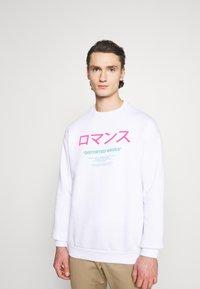 YOURTURN - Sweatshirt - white - 0