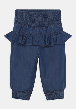 TRINE - Relaxed fit jeans - denim blue