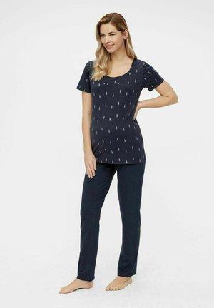2-IN-1 MLBEA - Pyjama - dark blue