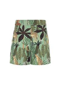 Auden Cavill - Shorts - grã¼n - 5