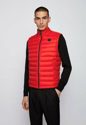 CHROMA - Waistcoat - red