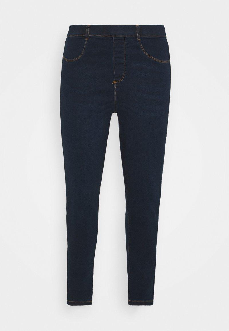 Dorothy Perkins Curve - PREMIUM EDEN - Slim fit jeans - indigo
