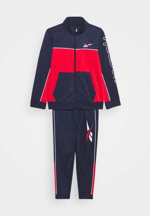 HERITAGE TRICOT SET - Tracksuit - navy