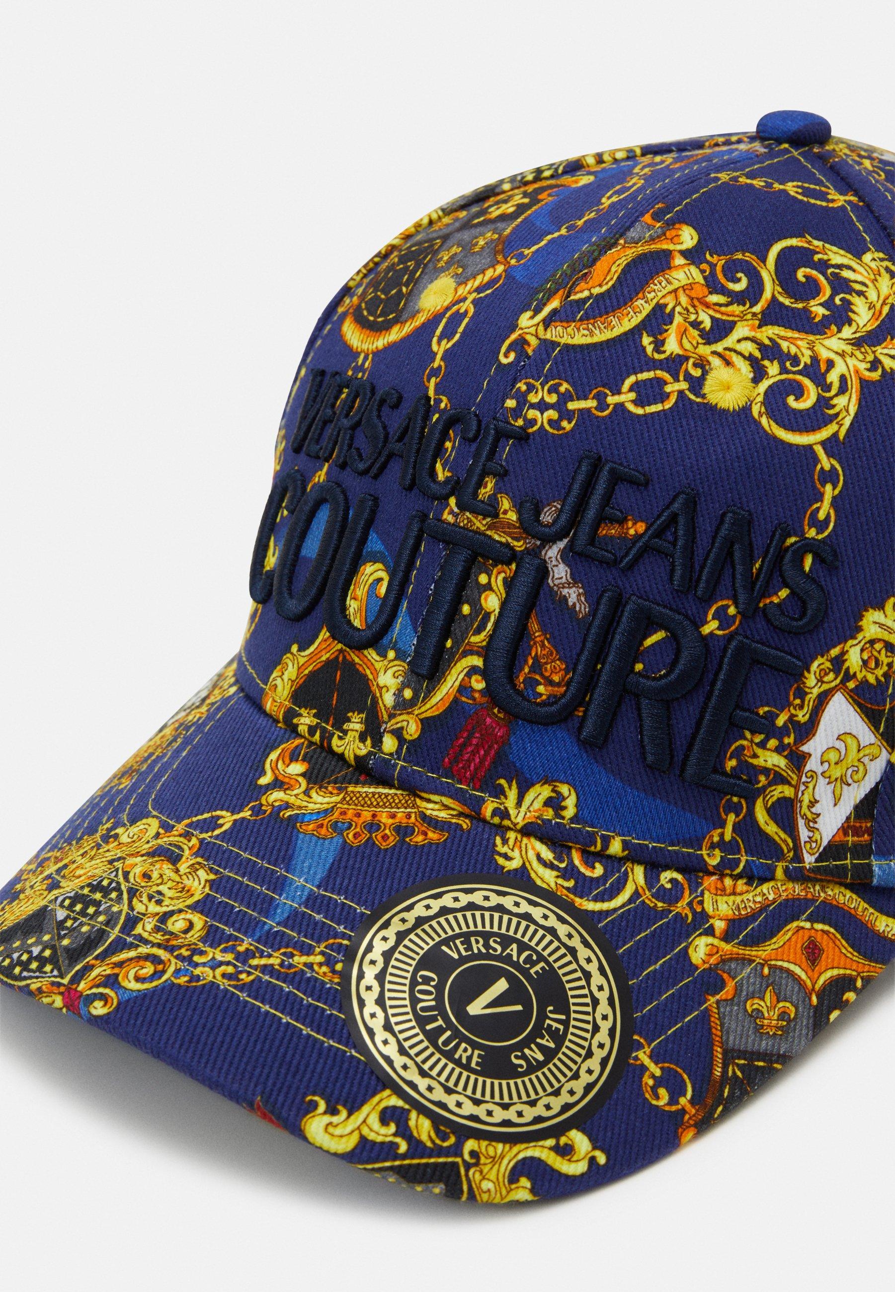 Versace Jeans Couture Cap - Blue/gold/blau