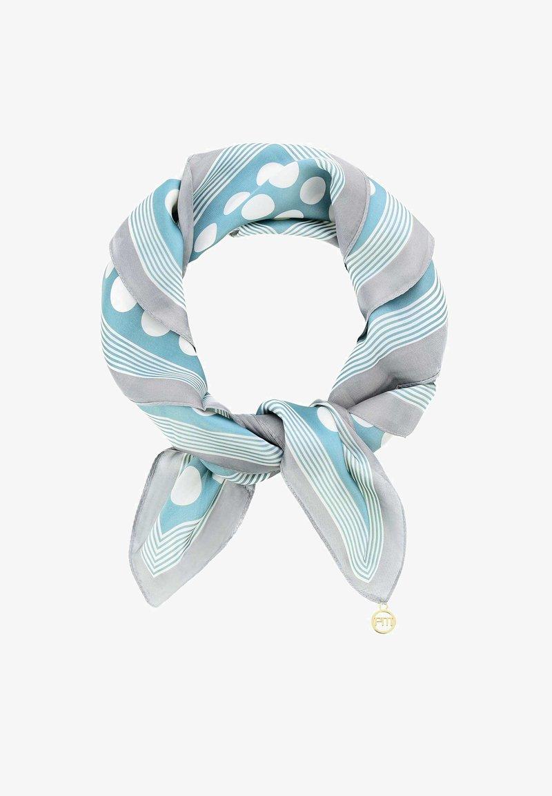 PRIMA MODA - PERTICARA  - Šátek - blue