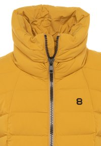 8848 Altitude - COAT - Down coat - mustard - 2