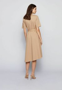 BOSS - DARANDA - Shirt dress - beige - 2