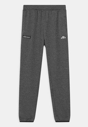 TELIO TRACK UNISEX - Teplákové kalhoty - dark grey marl