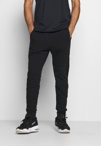 Under Armour - JOGGER - Træningsbukser - black - 0