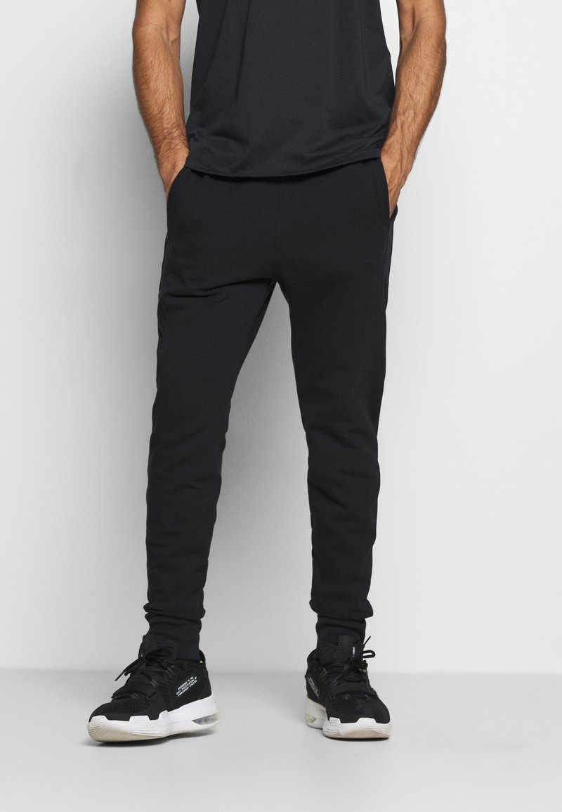 Under Armour - JOGGER - Træningsbukser - black