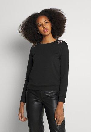 ONLSALLY PEARL - Sweatshirt - black