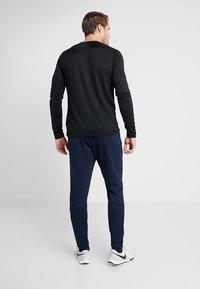 Nike Performance - FC BARCELONA PANT - Tracksuit bottoms - obsidian/rush blue - 2