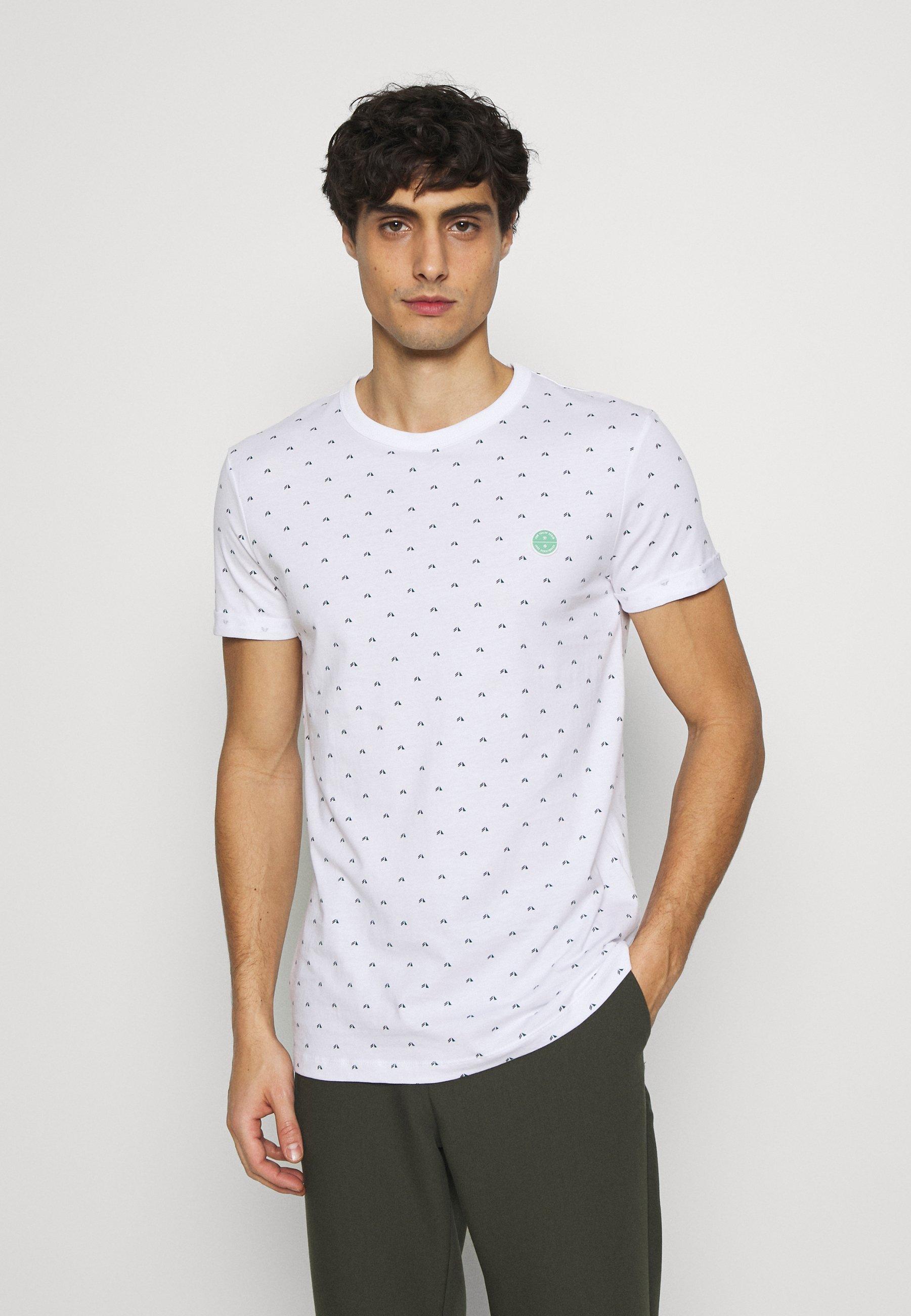 Homme T-shirt imprimé - white