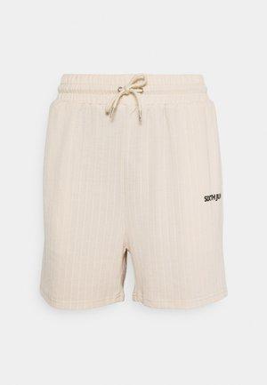 STRIPES - Shorts - beige