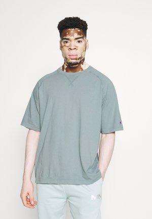 CREWNECK - Basic T-shirt - blue grey