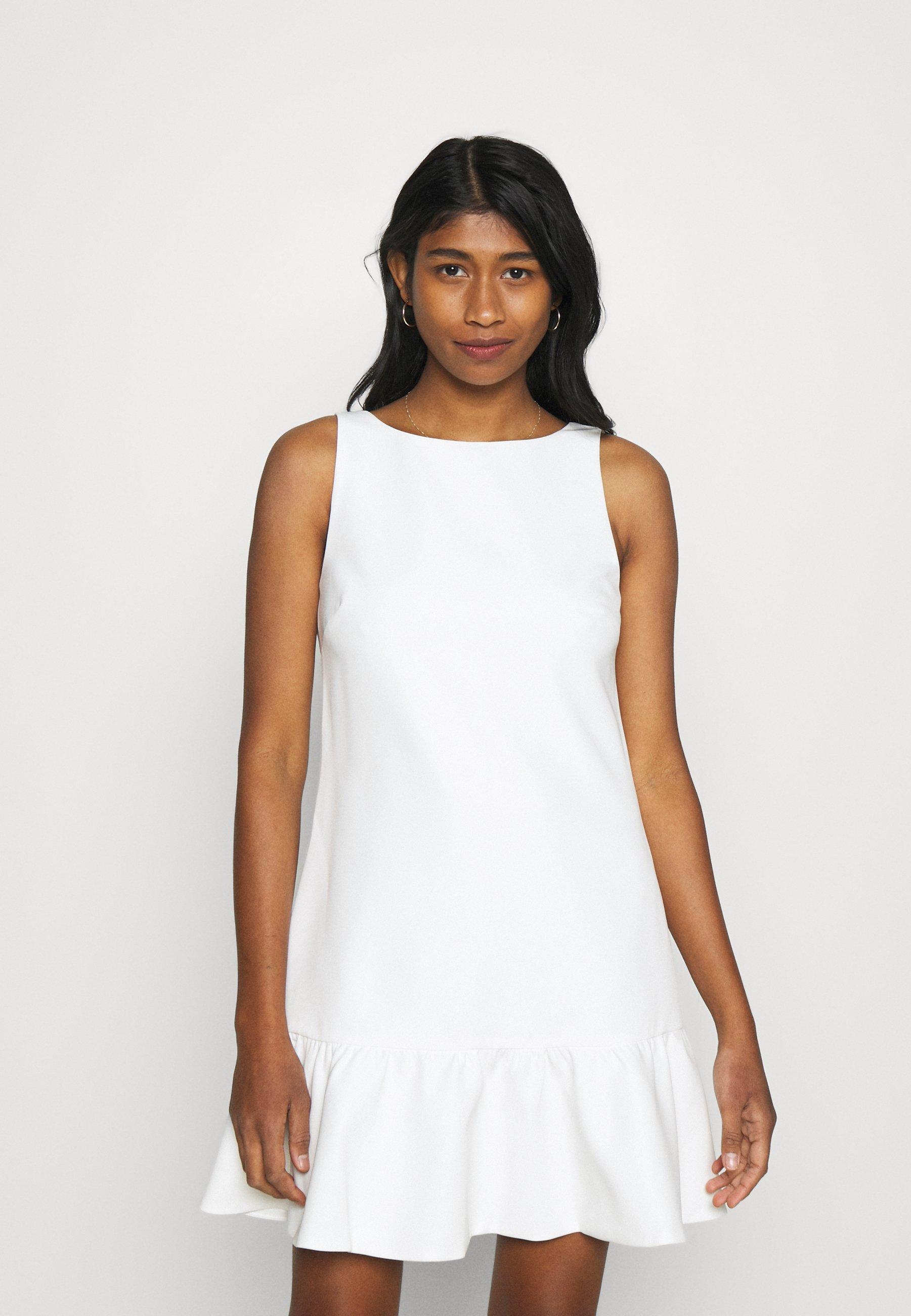 Women PIXIE A LINE FRILL MINI DRESS - Day dress