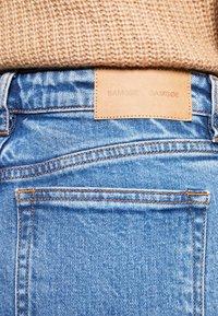 Samsøe Samsøe - MARIANNE - Relaxed fit jeans - light ozone marble - 3