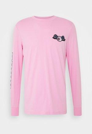 TEE - Långärmad tröja - prism pink