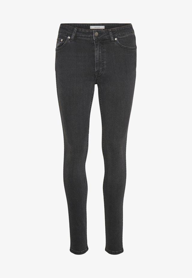 MAGGIEGZ MW - Jeans Skinny Fit - washed grey