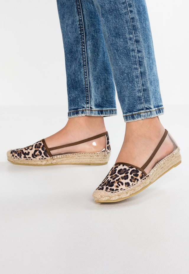 SUSA - Loafers - sand