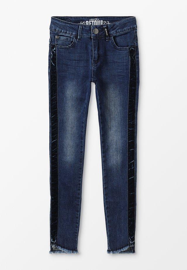 ZITA - Jeansy Skinny Fit - medium blue