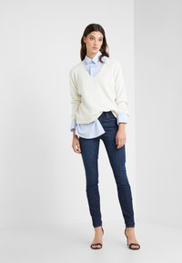 Mother - HIGH WAISTED LOOKER - Jeans Skinny Fit - clean sweep - 1
