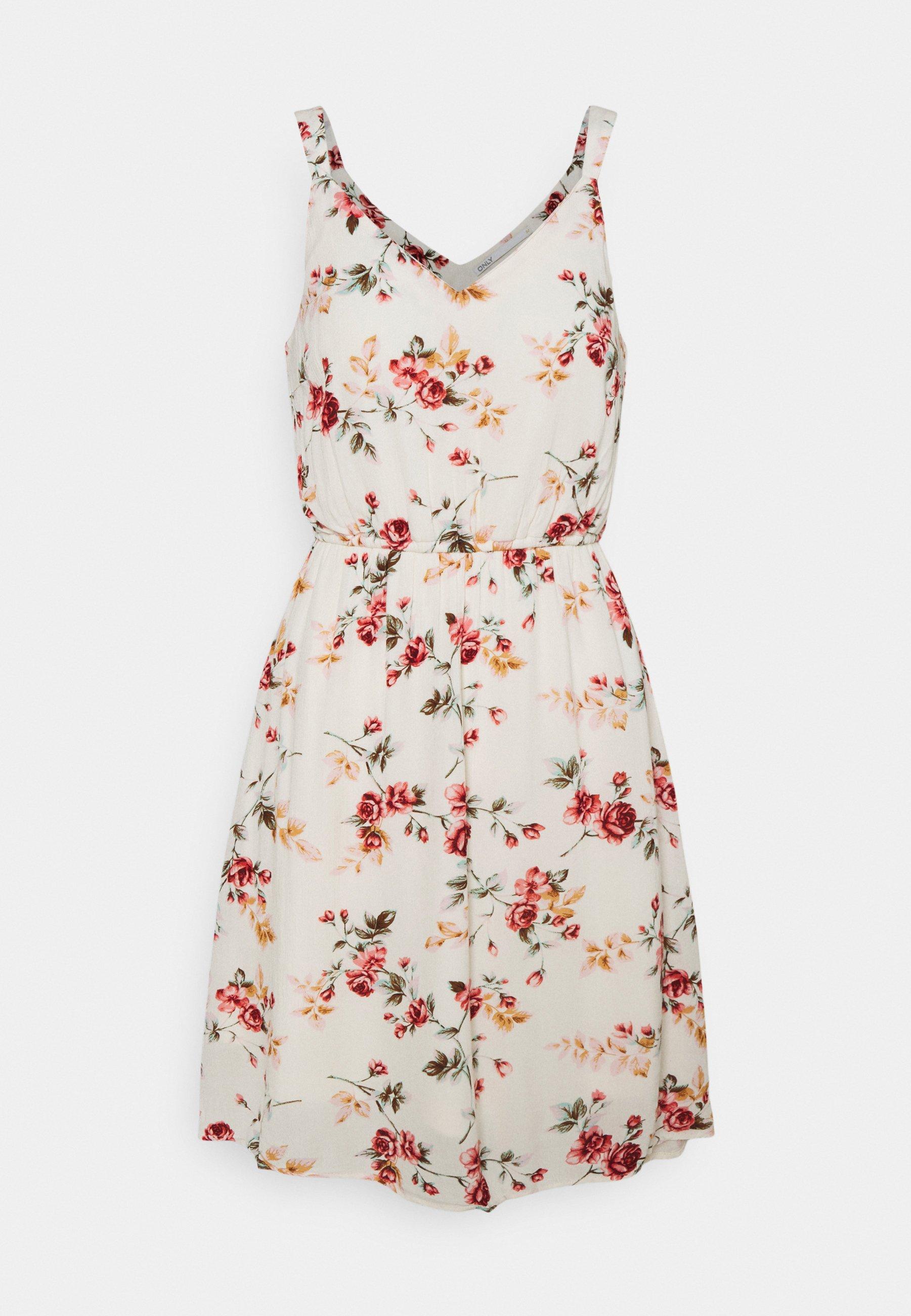 Women ONLKARMEN DRESS  - Day dress