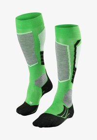 SK2 - Sports socks - vivid green