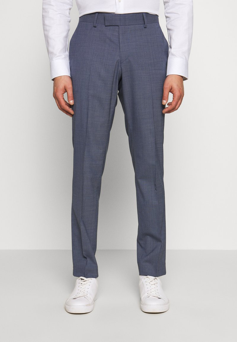 Tiger of Sweden - TORDON - Suit trousers - blue