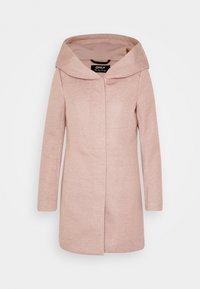 ONLY Petite - ONLSEDONA LIGHT COAT PETITE  - Krátký kabát - mocha mousse melange - 4