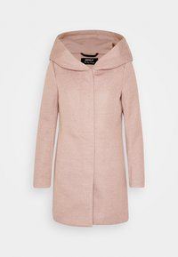 ONLSEDONA LIGHT COAT PETITE  - Krátký kabát - mocha mousse melange