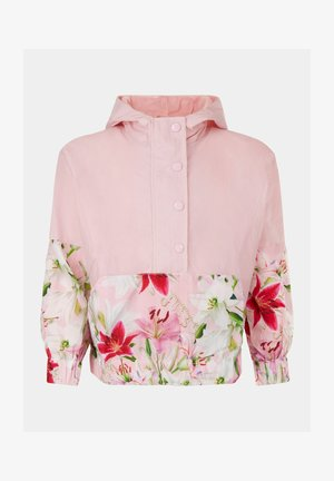 JUNIOR - Light jacket - alabaster pink