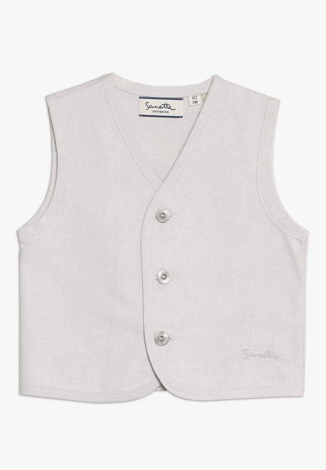 VEST - Chaleco - summer white