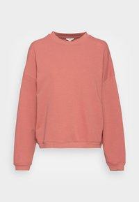 Sweatshirt - coral