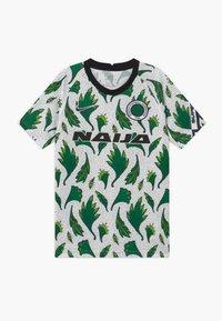 Nike Performance - NFF NIGERIA  - Oblečení národního týmu - white/pine green/black - 0