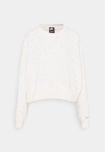 CREW - Sweater - sail/light bone