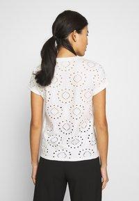Anna Field - T-shirts med print - white - 2