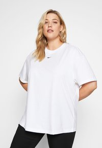 Nike Sportswear - T-paita - white/black - 0