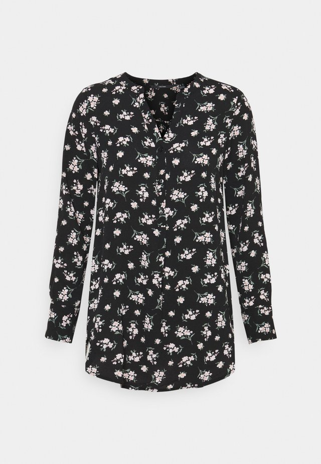 VMSAGA TUNIC - Blouse - black/dara