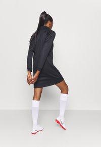 Nike Performance - FC DRESS - Sports dress - black/white - 2