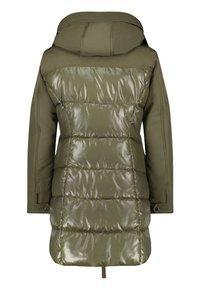 Taifun - Down coat - moss green - 5
