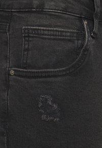 Cotton On Curve - ADRIANNA HIGH - Skinny džíny - black - 3