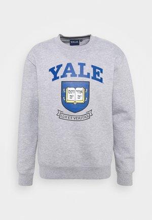 YALE LUX VERITAS - Sweatshirt - grey marl